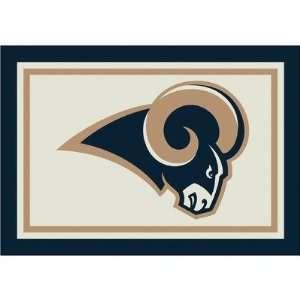 St Louis Rams Rugs NFL Team Rugs