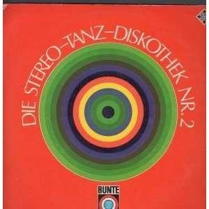 LP (VINYL) GERMAN TELEFUNKEN DIE STEREO TANZ DISKOTHEK NR 2 Music