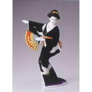 Gotou Hakata Doll Tsuruno Mai No.0168: Home & Kitchen
