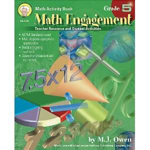 Math Engagement, Grade 5: Teacher Resource and Student Activities