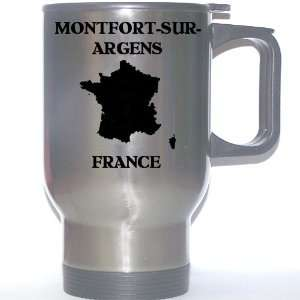 France   MONTFORT SUR ARGENS Stainless Steel Mug