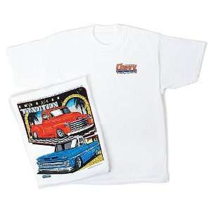 Yesterdays Chevrolet Pickups Trucks T Shirt X Large