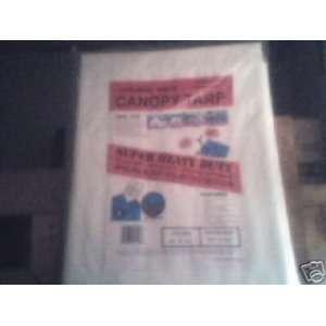 10x20 HEAVY DUTY WHITE TARP   canopy tarps