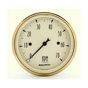 Auto Meter 1595 GOLDEN OLDIES TACH Automotive