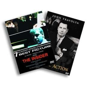 A Civil Action/The Insider: Al Pacino, Russell Crowe