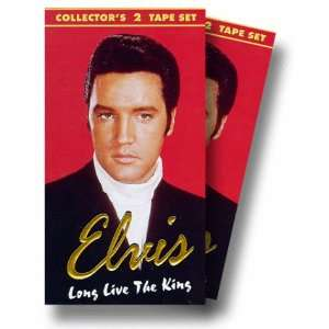 Elvis Long Live the King [VHS] Elvis Presley Movies