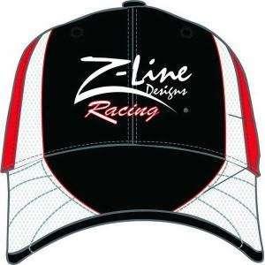 Kyle Busch 2010 Z Line Designs NWS 1st Half Pit Hat: Sports & Outdoors
