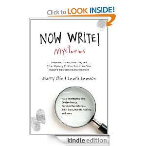 Now Write! Mysteries: Suspense, Crime, Thriller, and Other Mystery