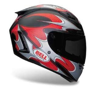 Bell Star Ace Of Spade Matte Full Face Motorcycle Helmet
