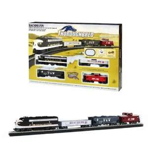 HO Scale Thoroughbred Train Set Toys & Games