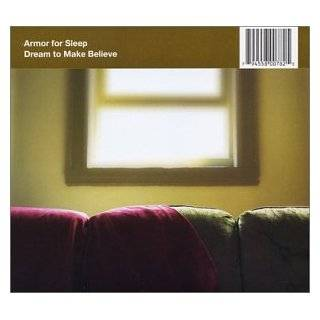 Dream to Make Believe by Armor for Sleep ( Audio CD   2003)