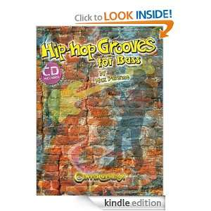 Hip Hop Grooves for Bass (Book & CD) Max Palermo  Kindle