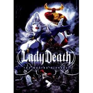 Lady Death   The Animation DVD: Movies & TV