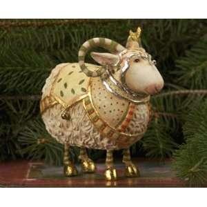 Sheep Figure, 09 07182 Home & Kitchen
