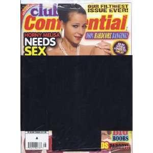 CLUB CONFIDENTIAL 8/11 (AUGUST 2011): CLUB MAGAZINE: Books