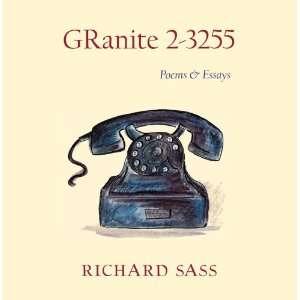 GRanite 2 3255 Poems & Essays (9780981138305) Richard