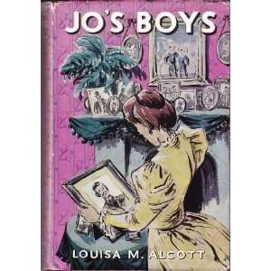 JOS BOYS LOUISA ALCOTT Books