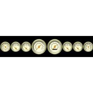 Aurora Instruments 3747 Speedometer Gauge   Muscle Series