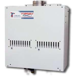 NG Mobius Condensing Gas Tankless Water Heater Natural Gas 380000 BTU
