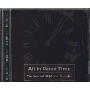 All in Good Time 2nd Dejadisc Sampler Various Artists