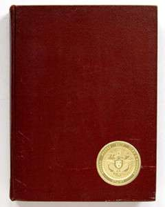 USS JOHN F KENNEDY CVA 67 MED CRUISE BOOK 1970 1971