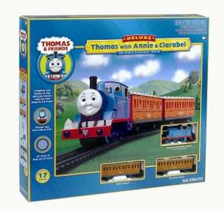 Thomas the Tank HO Scale Electric Train Set by Bachmann Product Image