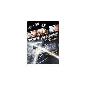 Sky Captain & The World of Tomorrow [VHS] Movies & TV