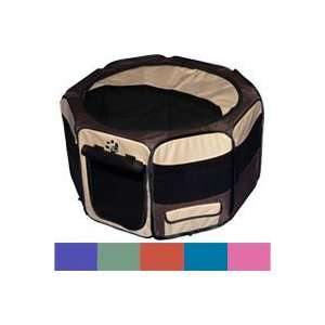 Pet Gear Travel Lite Soft Sided Pet Pen copper color 27 L