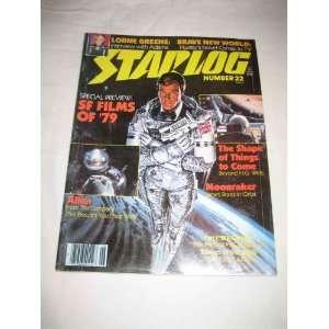 Star Trek Lorne Greene Brave New World Inc. OQuinn Studios Books