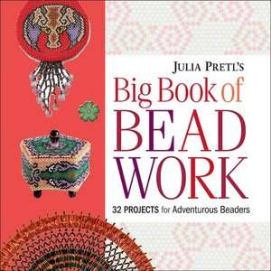 BARNES & NOBLE  The Big Book of Beading Patterns: For Peyote Stitch