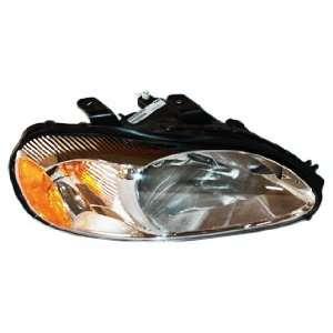 TYC 20 6025 00 Chrysler/Dodge Passenger Side Headlight