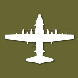 AC 130 U Spooky Gunship Vinyl Decal Sticker VSAC130UT