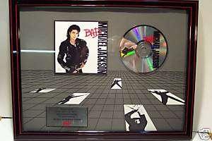 One Of A Kind Michael Jackson Memorabilia, Bad Album