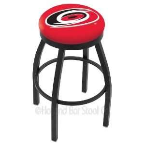Carolina Hurricanes NHL Hockey L8B2B Bar Stool