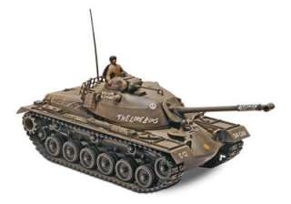 Monogram Model Kit 85 7853 1/35 M48A2 Patton Tank !!