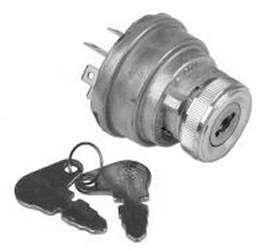 John Deere 1020 1520 2020 2030 300 400 Tractor Ignition Key & Switch