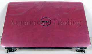 DELL Inspiron 1545 1546 LCD Back Lid Cover Pink T235P