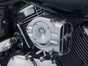 YAMAHA ROAD STAR 1600 1700 HYPERCHARGER INTAKE KIT K&N