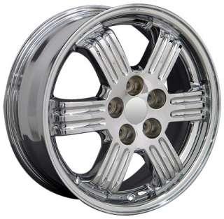 17 Rims Fit Mitsubishi Chrome Eclipse Wheels 17 x 6.5