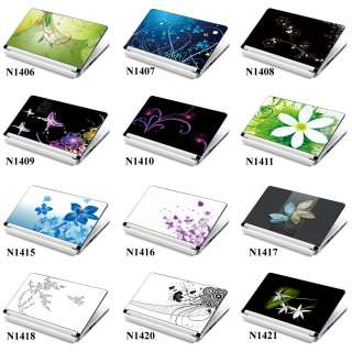Netbook Eee PC Mini Laptop Notebook Skin Sticker Cover