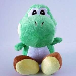 Super Mario Brothers YOSHI Plush 12 Stuffed figure gb