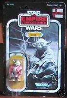 STAR WARS YODA EMPIRE STRIKES BACK with ORANGE SNAKE MIP