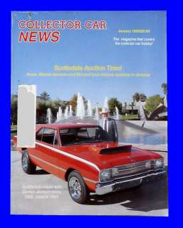 COLLECTOR CAR NEWS JAN 1990,1948 LINCOLN CONTINENTAL,JANUARY,HOT ROD