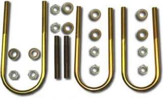 1973 1991 Chevy/GMC 1 ton front Dana 60 straight axle u bolt kit