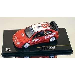 2008 Citroen Xsara WRC, Monte Carlo, Rautenbach Senior: Toys & Games