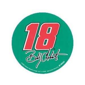 Bobby Labonte #18 Nascar Race Car Driver Sticker