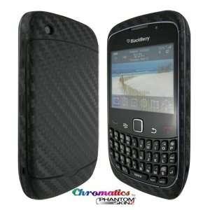 Blackberry Curve 9300 Black Carbon Fiber Full Body