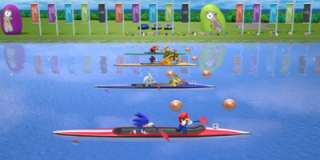 Mario and Sonic at the London 2012 Olympic Games Nintendo Wii game