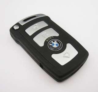 BMW Emblem 7 Series Uncut Blade Smart Key Keyless Entry Remote Shell