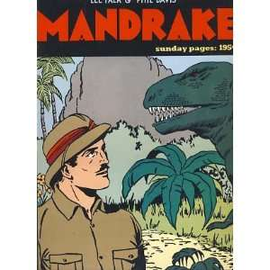 New Comics Now #257   Mandrake Sunday Pages 1954 (Italian